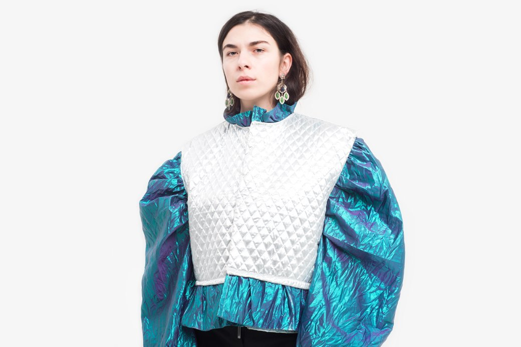 Создательница салона винтажа Наталина Бонапарт о любимых нарядах. Изображение № 1.