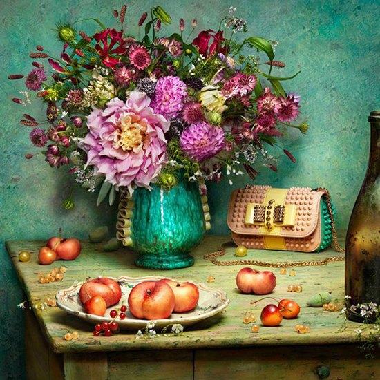 Туфли Christian Louboutin на полотнах Ван Гога, Моне и Сезанна. Изображение № 4.