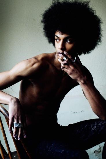 Новые лица: Ишам Авдулахи, модель. Изображение № 4.