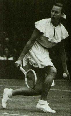 Теннисистка Гусси Моран. Изображение № 5.