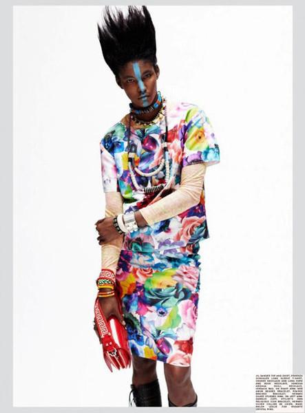 10 моделей африканского происхождения. Изображение № 34.