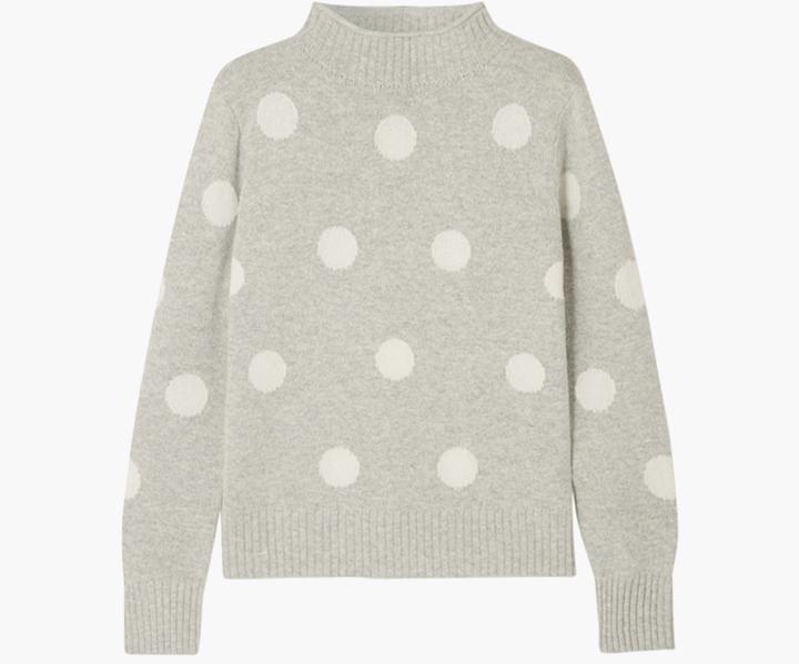 Пора утепляться: 10 свитеров с ярким принтом. Изображение № 1.