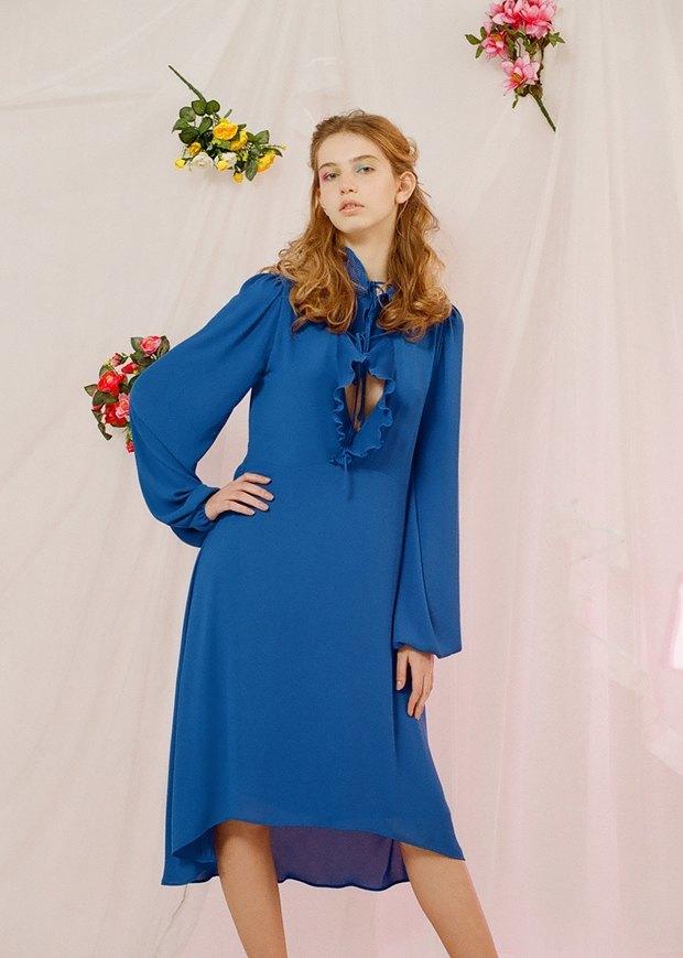 Круизная коллекция Balenciaga в съёмке SVMoscow. Изображение № 9.