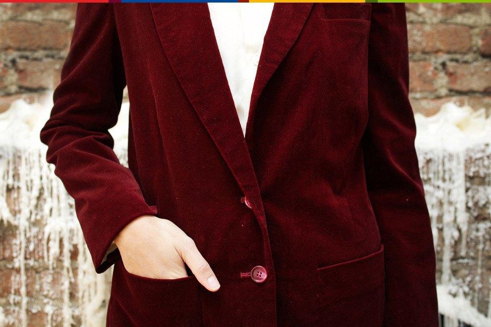 Число Пи: Нью-Йоркский стилист и ее коллекция пиджаков. Изображение № 17.