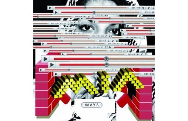 M.I.A. выпустила арт-альбом со своими работами. Изображение № 5.