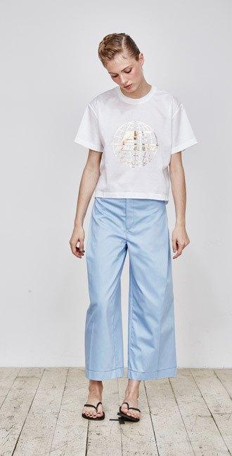 Пижамы, сетка и «Интурист» в новом лукбуке Walk of Shame. Изображение № 1.