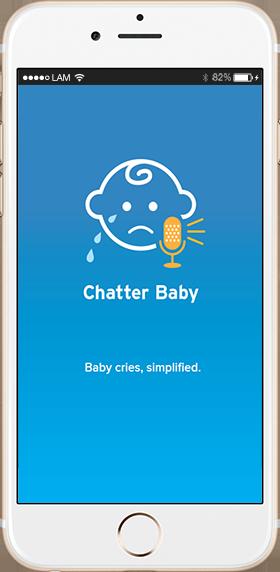 Что скачать: ChatterBaby — Shazam для детского плача. Изображение № 1.