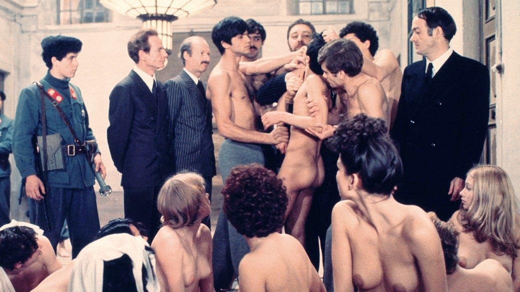 Naked nostalgia movie