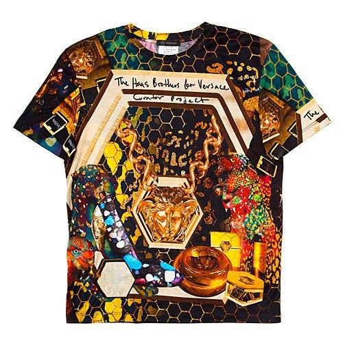 Versace и Haas Brothers выпускают совместную коллекцию. Изображение № 4.