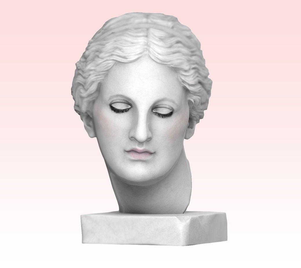 5 тенденций осенне-зимнего макияжа . Изображение № 2.