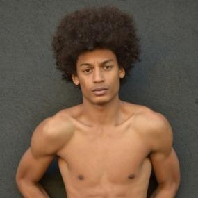 Новые лица: Ишам Авдулахи, модель. Изображение № 1.