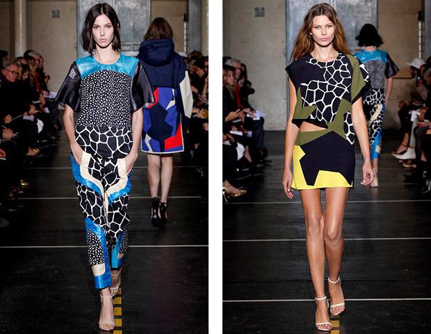 Парижская неделя моды: показы Damir Doma, Dries Van Noten, Rochas, Gareth Pugh и Mugler. Изображение № 57.