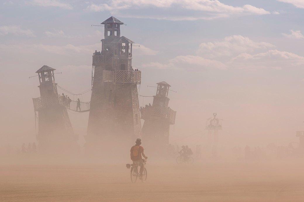 Другая планета: Как я побывала на Burning Man. Изображение № 2.