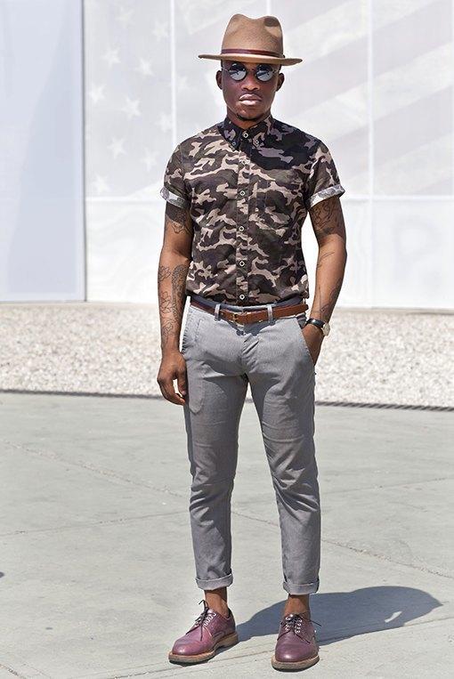 Стритстайл: Красивые мужчины на Pitti Uomo. Изображение № 8.