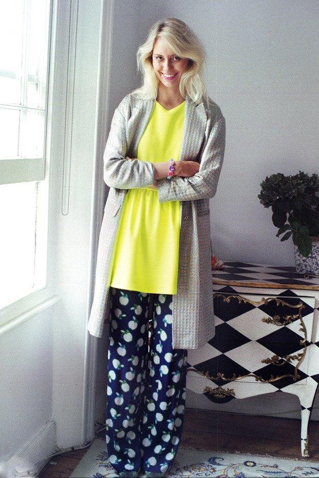 Гардероб: Тесс Йопп, лондонский стилист. Изображение № 23.