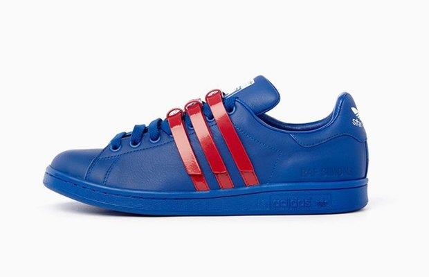 Раф Симонс сделал редизайн кроссовок  Stan Smith. Изображение № 3.