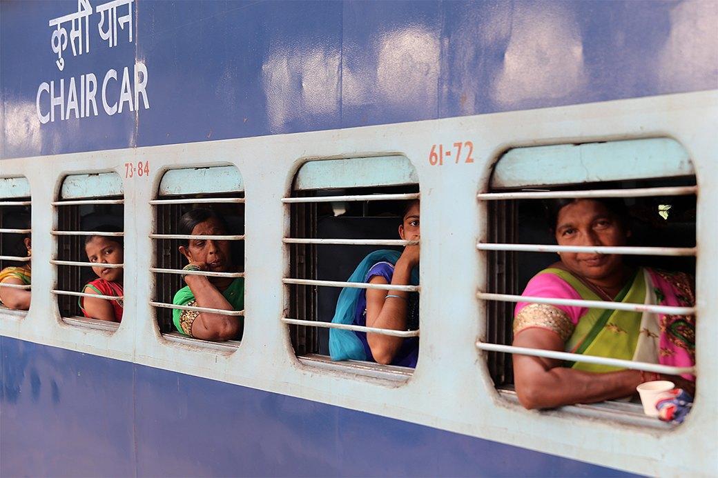 Как путешествовать  в одиночку: 9 месяцев  в Индии и Непале . Изображение № 17.