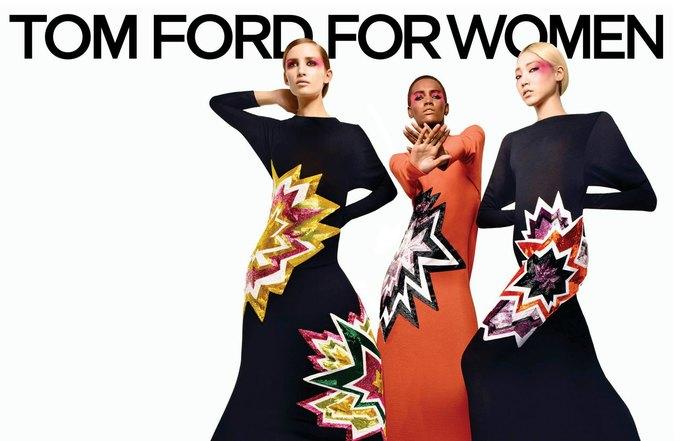 Том Форд снял рекламу своей марки в стиле 1980-х. Изображение № 3.