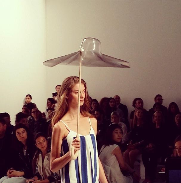Прямой репортаж  с Paris Fashion Week:  День 4. Изображение № 47.