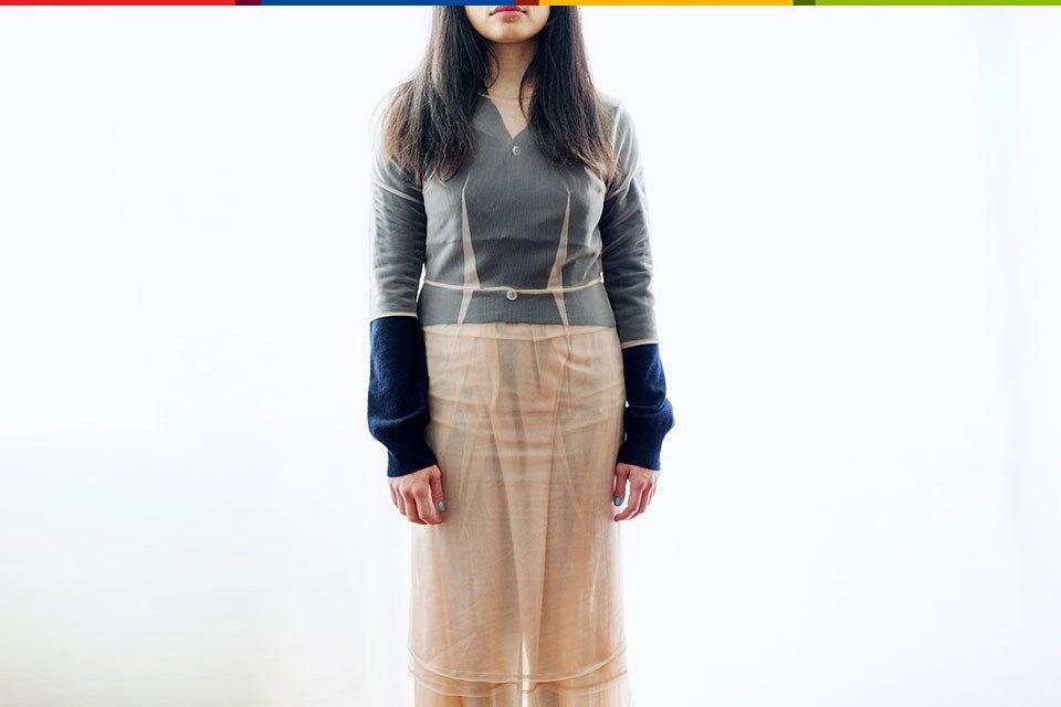 Токио — Лондон: Коллекция Comme des Garçons и Junya Watanabe. Изображение № 6.