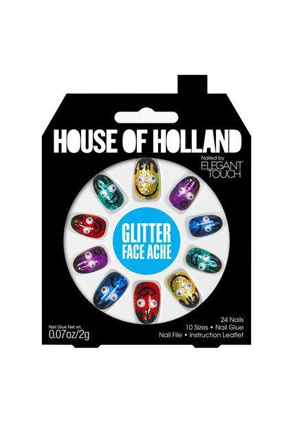 House of Holland и Elegant Touch сделали классные накладные ногти. Изображение № 3.