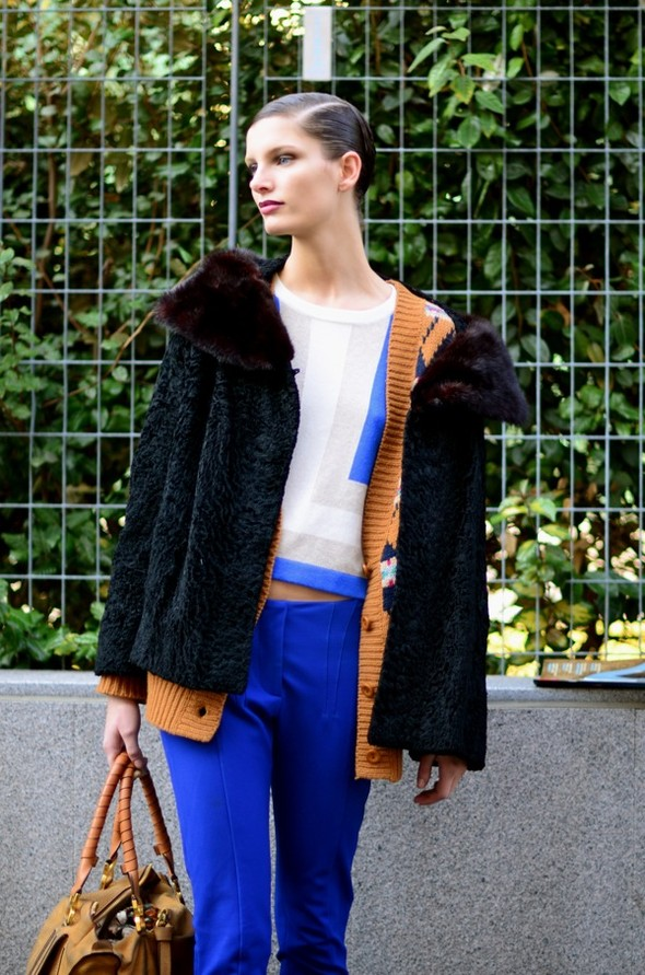 Неделя моды в Милане: Streetstyle. Изображение № 1.