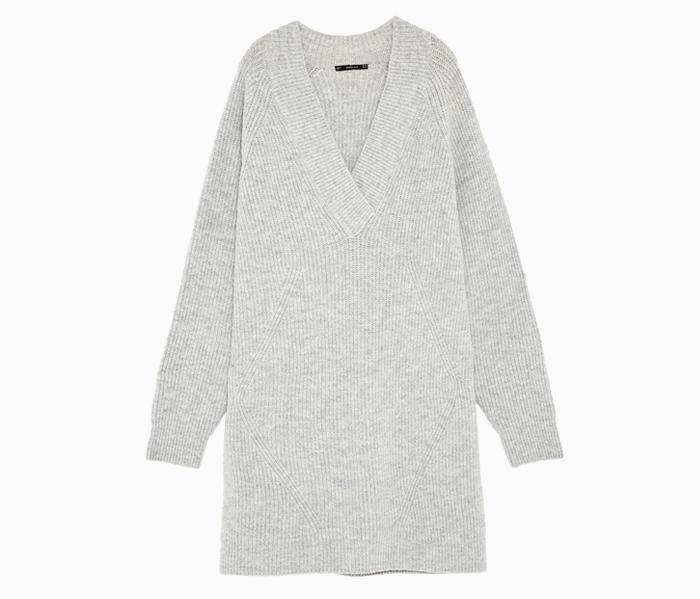 Тёплые платья на осень: 11 вариантов от простых до самых роскошных. Изображение № 4.