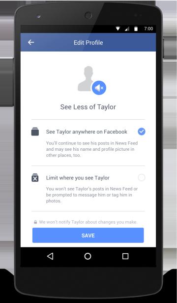 Новые функции Facebook помогут пережить расставание. Изображение № 3.