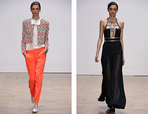 Неделя моды в Лондоне: Показы PPQ, Felder Felder, Jean-Pierre Braganza и Sass & Bide. Изображение № 33.