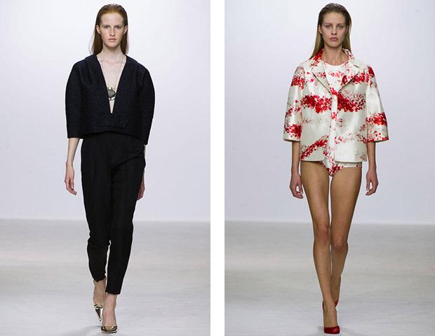 Парижская неделя моды: Показы Stella McCartney, Chloe, Saint Laurent, Giambattista Valli. Изображение № 12.