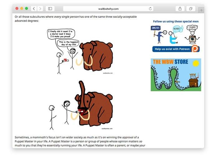 На кого подписаться: Психология понятным языком и в веселых картинках. Изображение № 3.