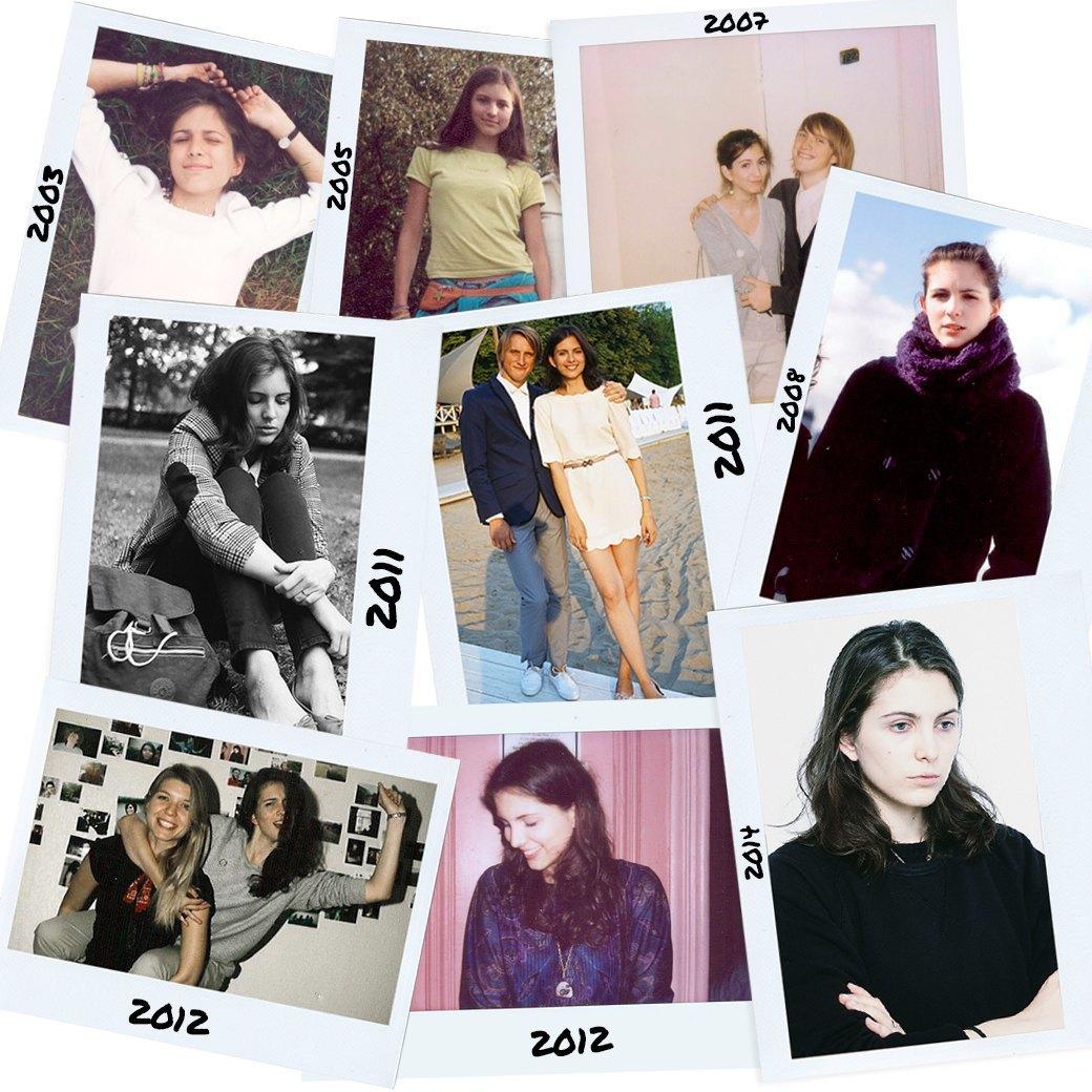 Доска позора:  Как менялся  наш стиль с 16 лет. Изображение № 2.