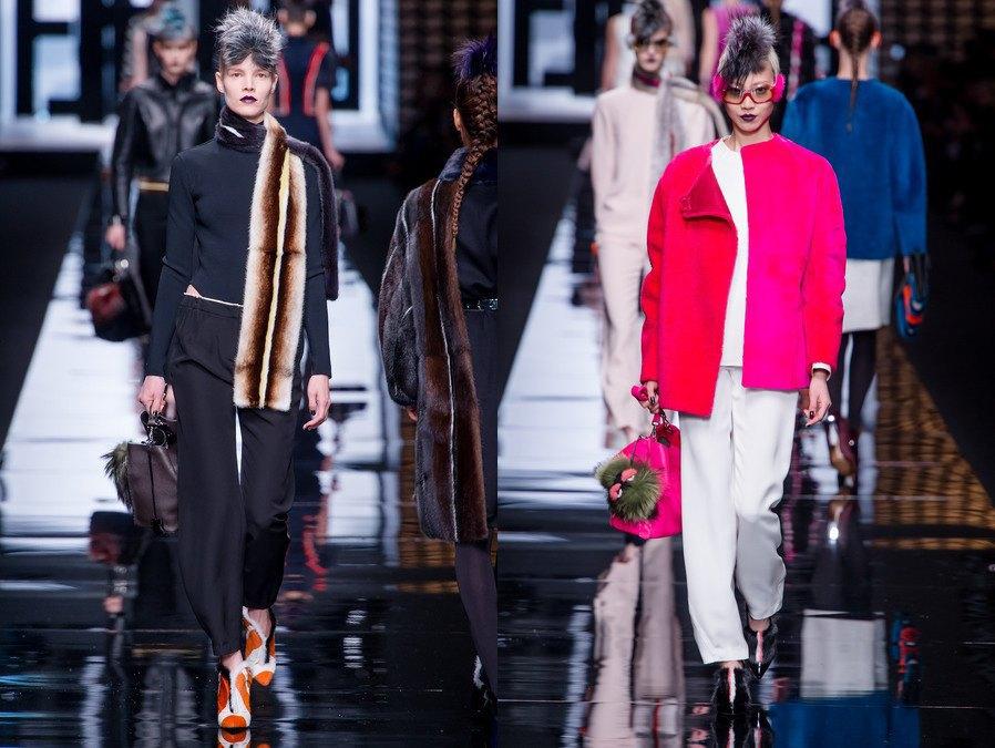 Неделя моды в Милане:  День 2. Изображение № 18.