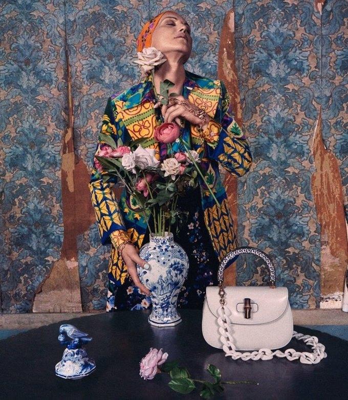 Gucci выпустили кампанию с моделями разных возрастов. Изображение № 15.