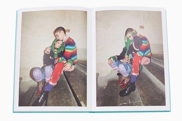 Для ценителей: Альбом о круизной коллекции Gucci. Изображение № 4.