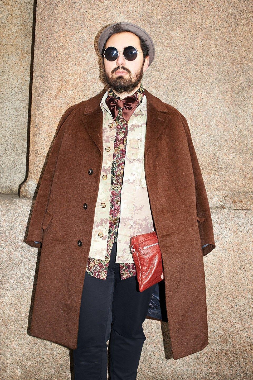 Стритстайл: Неделя моды в Милане,  часть III. Изображение № 17.