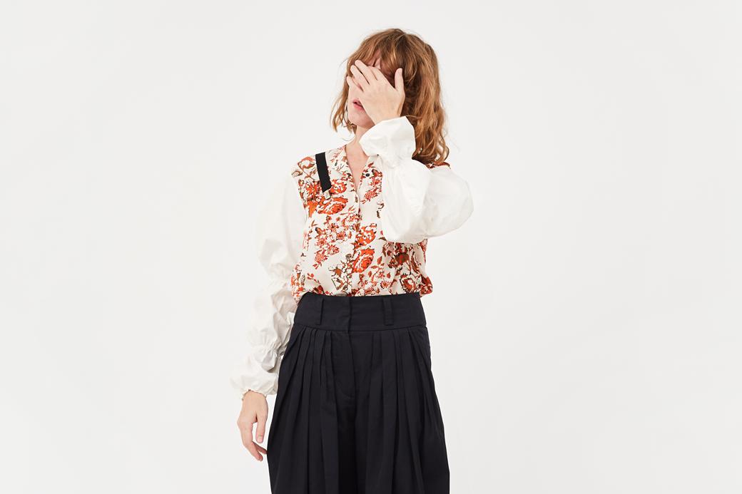 Основательница марки Little Pushkin Аня Дюжник о любимых нарядах. Изображение № 1.