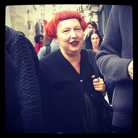 Парижская неделя моды: Чем запомнился первый день. Изображение № 31.