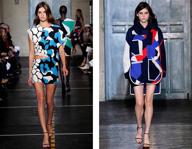 Парижская неделя моды: показы Damir Doma, Dries Van Noten, Rochas, Gareth Pugh и Mugler. Изображение № 56.