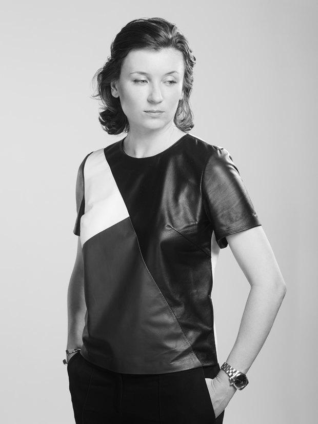 Анита Гиговская, президент  Condé Nast Россия. Изображение № 1.