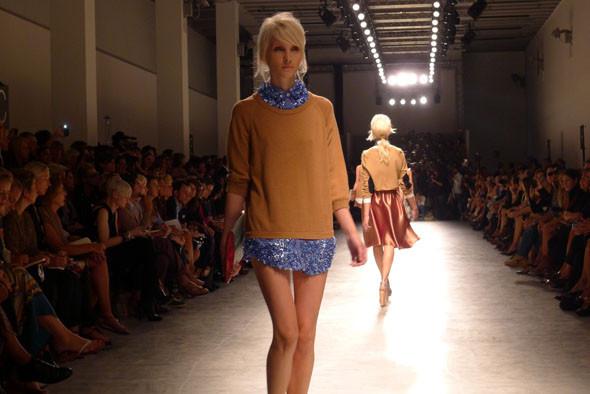Milan Fashion Week: Первые три дня. Изображение № 15.