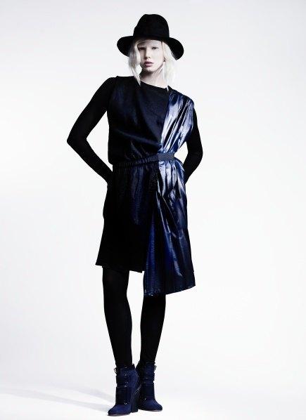 Пальто с графическими принтами в лукбуке Minimarket . Изображение № 8.