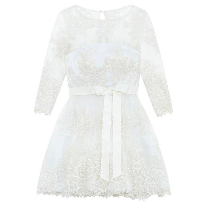 ASOS показали коллекцию демократичных свадебных нарядов с ценами. Изображение № 7.