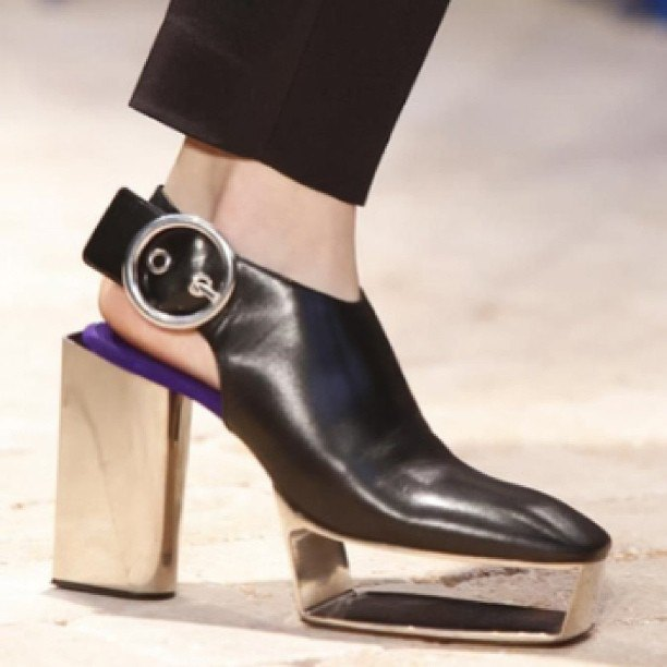 Прямой репортаж  с Paris Fashion Week:  День 6. Изображение № 29.
