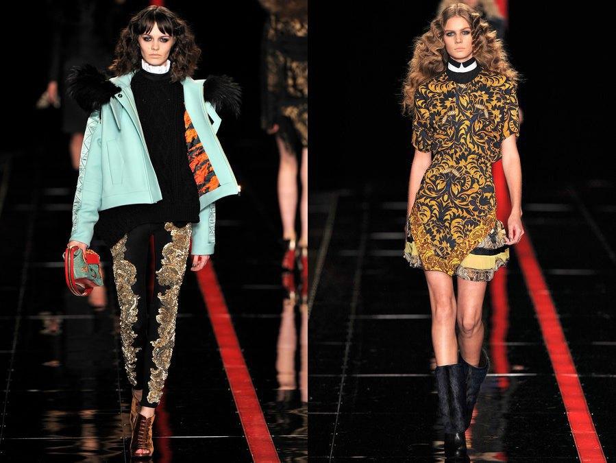 Неделя моды в Милане:  День 2. Изображение № 14.