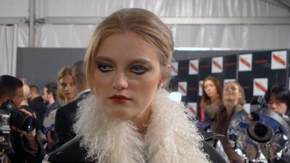 Milan Fashion Week: бэкстейдж показа Dsquared. Изображение № 9.