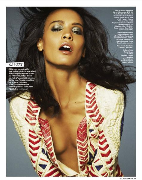 10 моделей африканского происхождения. Изображение № 26.