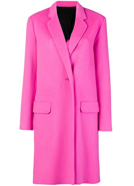Пальто на осень: 10 тёплых вариантов от простых до роскошных. Изображение № 5.