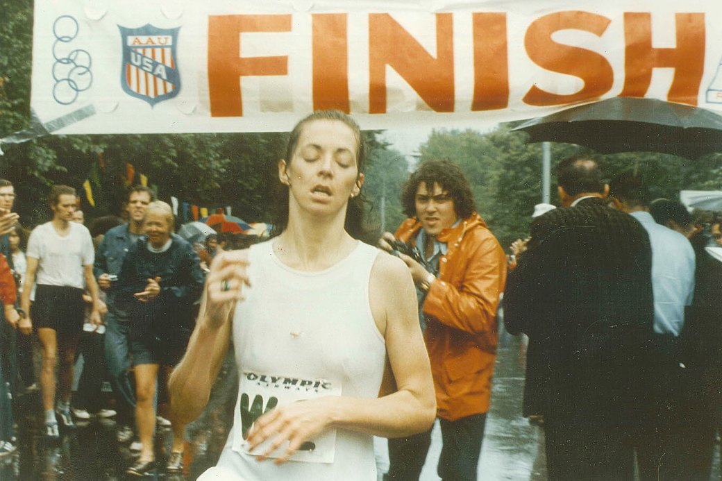 Первая марафонка Кэтрин Швитцер  о революции в спорте  и забегах в 70 лет. Изображение № 1.