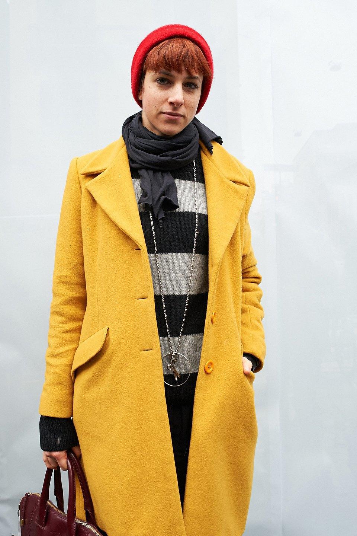 Стритстайл: Неделя моды в Милане,  часть II. Изображение № 11.